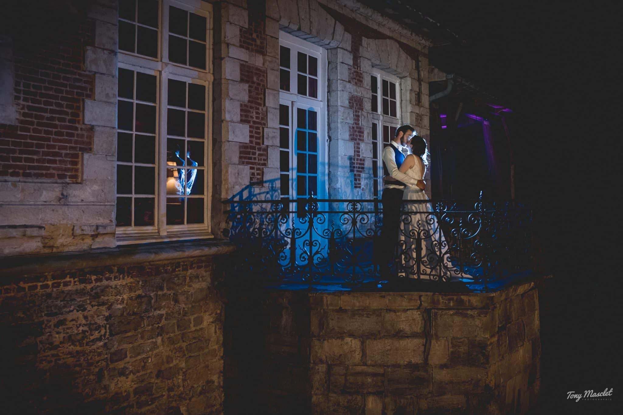 Le chateau du biez Photographe mariage Lille Nord tony masclet