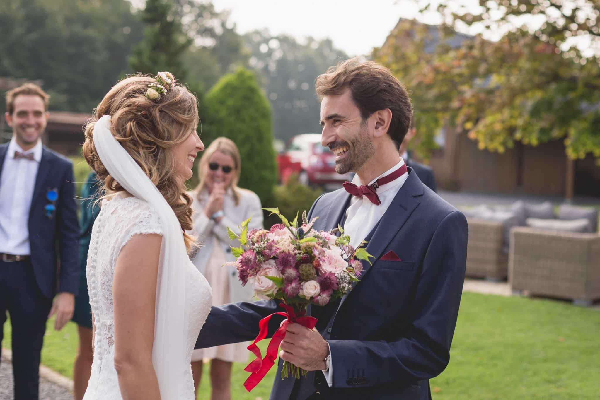Photographe mariage Lille Nord tony masclet mariés