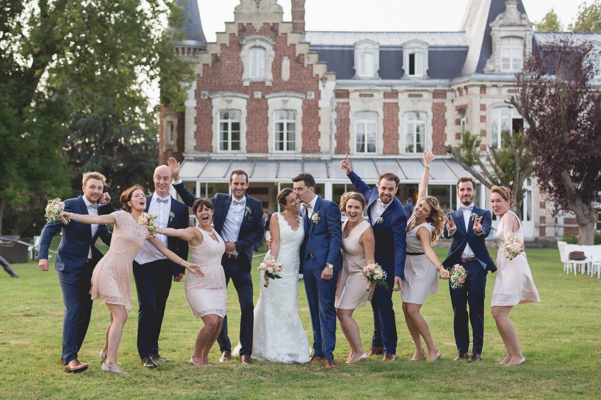 Mariage au Chateau de Tilques