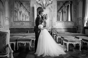 Un mariage à la marie de Douai